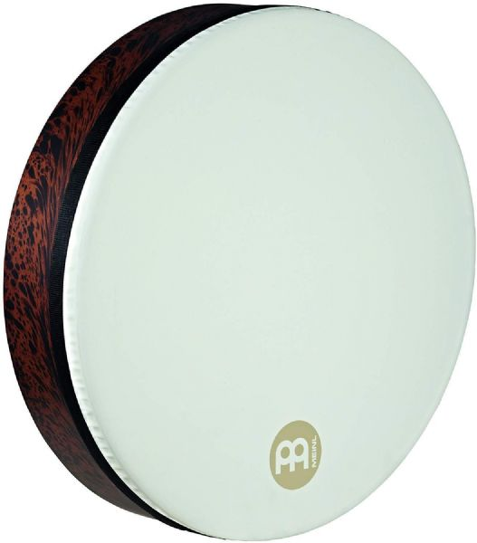 Meinl Percussion 18 inch Synthetic Head Deep Shell Tars Frame Drum - FD18T-D-TF